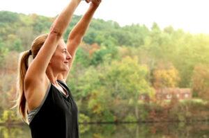 Sintomas da menopausa: O poder dos exercícios físicos!