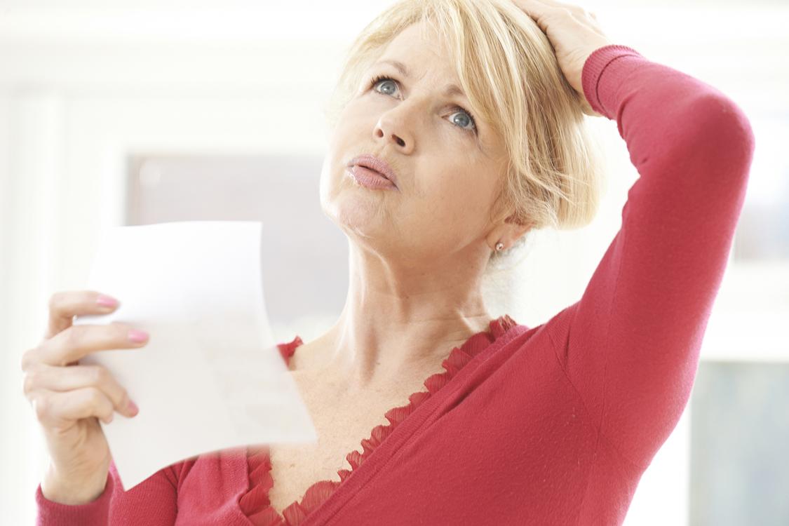 Como vencer os calores e insônia durante a menopausa?