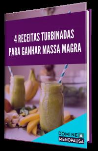 4 RECEITAS TURBINADAS PARA GANHAR MASSA MAGRA