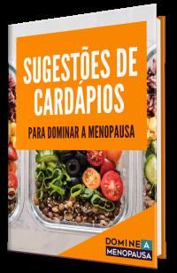 SUGESTÕES DE CARDÁPIOS